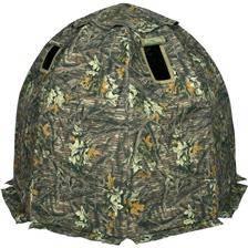 Abri januel rond type igloo