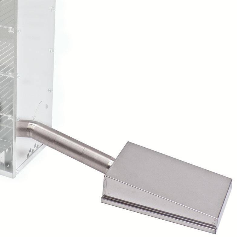 Accessoire Fumee Froide Tom Press Pour Fumoir A Viande Et Poisson Inox Polyvalent