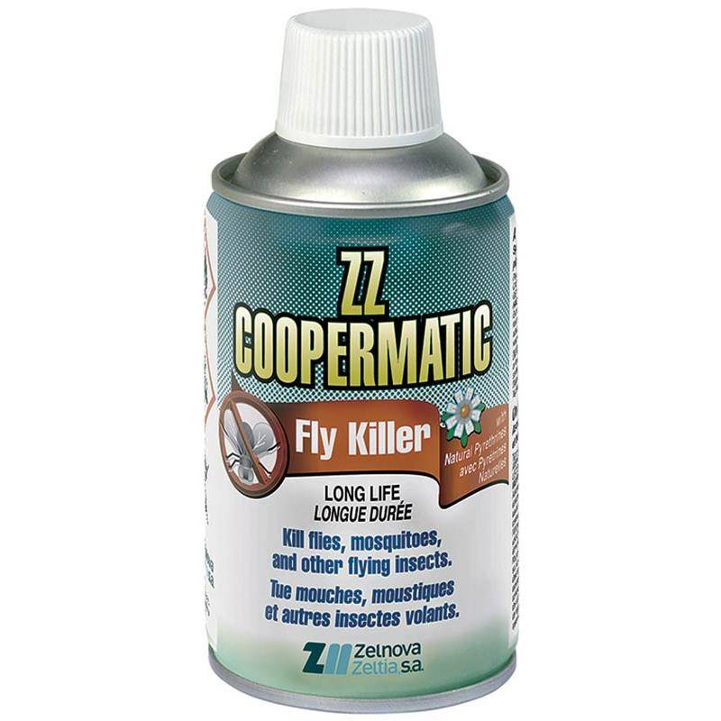 Aérosol Insecticide Zelnova Pour Coopyrmatic - Par 4