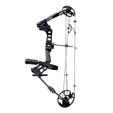 Arc Stalker Archery Punisher Bow Avec Accessoires Droitier
