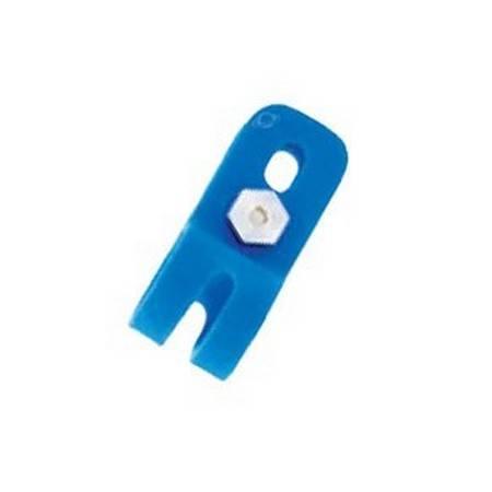 Attache Canard Fuzyon Chasse Plastique/Vis - Par 5