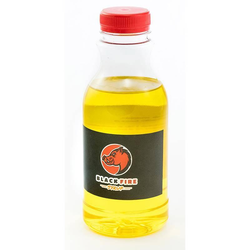 Attractant Liquide Black Fire Syrup