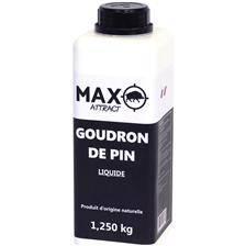 Attractant sanglier naturamax max attract goudron de pin bouillotte - 1.25kg