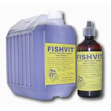 ATTRACTANT SANGLIER VITEX FISHVIT