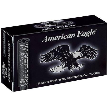 BALLE 22LR FEDERAL AMERICAN EAGLE RIMFIRE - 40GR - CALIBRE 22LR