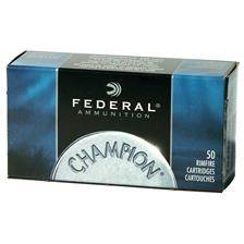Balle 22lr federal champion rimfire - 40gr - calibre 22lr
