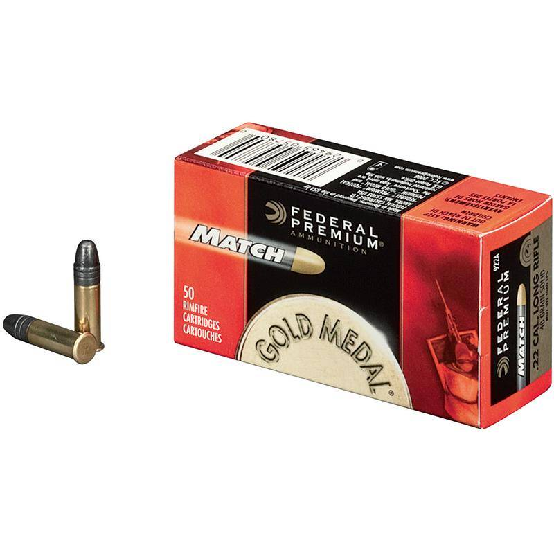 Balle 22Lr Federal Premium Hunter Match - Calibre 22Lr