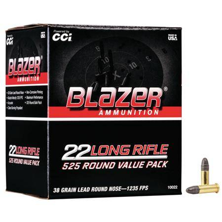 Balle 22Lr Speer Blazer Rimfire - Calibre 22Lr
