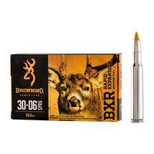 Balle de chasse browning bxr - 155gr - calibre 30-06 sprg