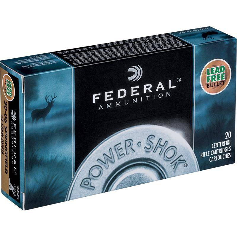 Balle De Chasse Federal Speer Hot-Cor Sp Powershok - 150Gr - Calibre 300 Win Mag