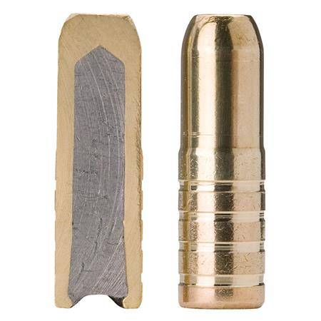BALLE DE CHASSE FEDERAL TBONDED SLEDGEHAMMER SOLID CAPE SHOK - 400GR - CALIBRE 416 RIGBY