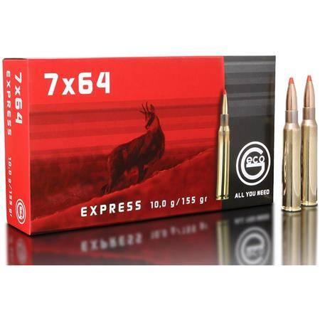 Balle De Chasse Geco Express - 155Gr - Calibre 7X64
