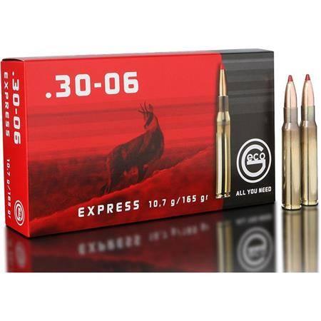 Balle De Chasse Geco Express - 165Gr - Calibre 30-06 Sprg