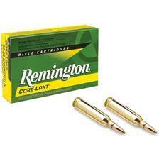Balle de chasse remington - 150gr - calibre 308 win