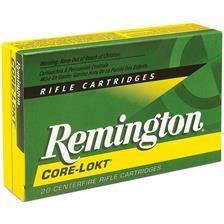 Balle de chasse remington - 170gr - calibre 30-30 win