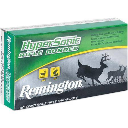 Balle De Chasse Remington Hypersonic - 180Gr - Calibre 30-06 Sprg