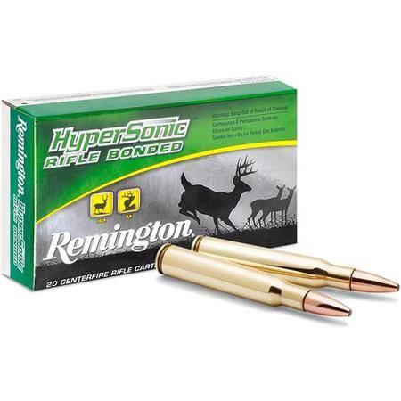 Balle De Chasse Remington Hypersonic - 180Gr - Calibre 300 Win Mag