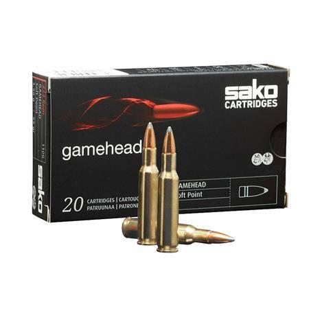Balle De Chasse Sako Gamehead - 150Gr - Calibre 30-06 Sprg