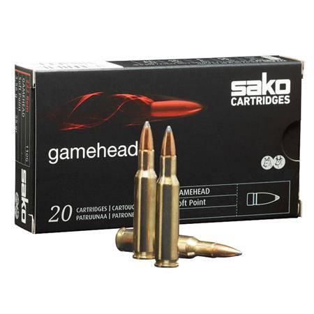 Balle De Chasse Sako Gamehead - 150Gr - Calibre 8X57 Js