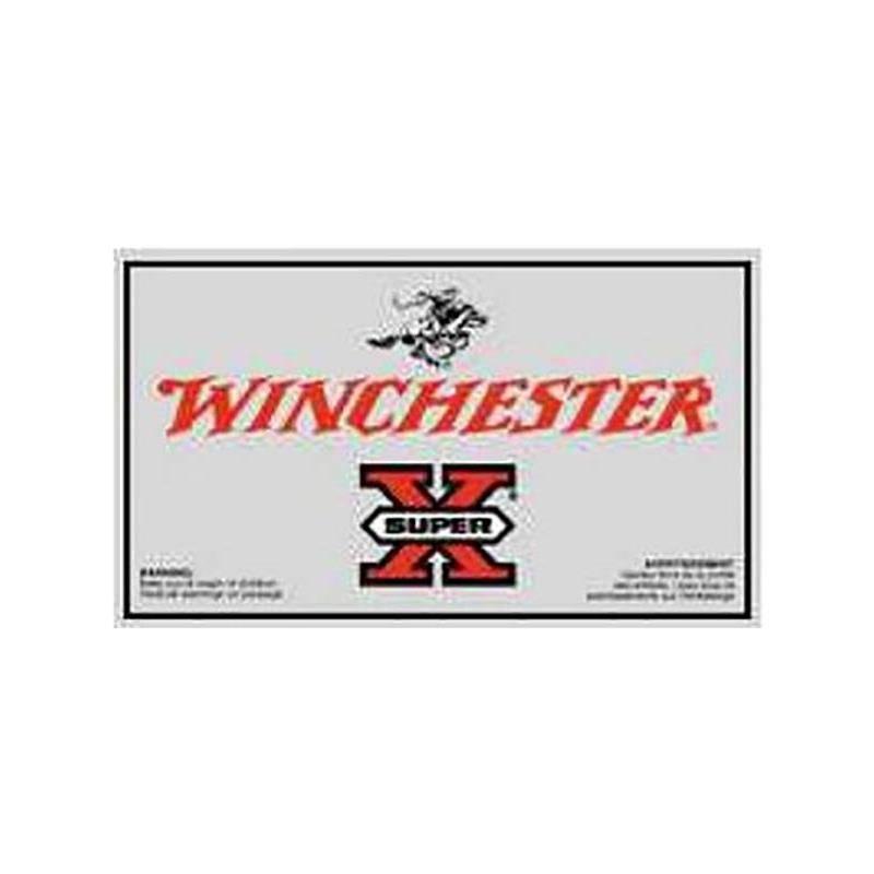 Balle De Chasse Winchester Super X Hollow Point - 150Gr - Calibre 30-30 Win