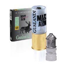 Balle de fusil mary arm gualandi - 32g - calibre 12