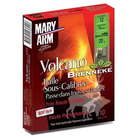 Balle De Fusil Mary Arm Volcano Brenneke - 28G - Calibre 12