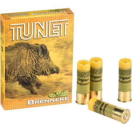 Balle De Fusil Tunet Brenneke - 24G - Calibre 20