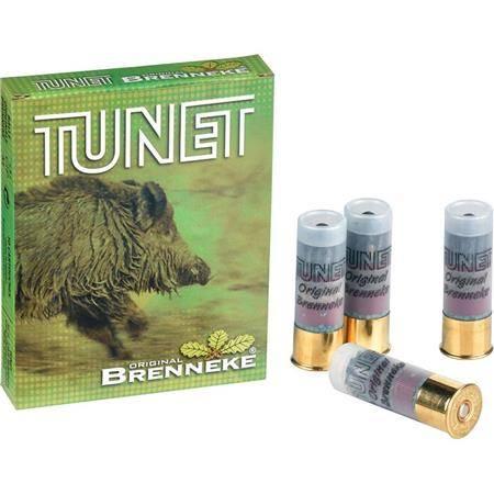 Balle De Fusil Tunet Brenneke - 27G - Calibre 16