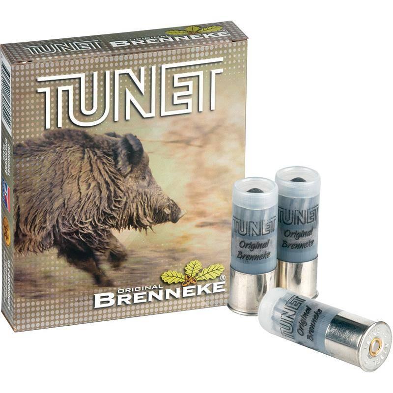Balle De Fusil Tunet Brenneke - 31.5G - Calibre 12