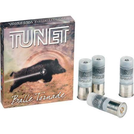 Balle De Fusil Tunet Tornade - 34G - Calibre 12