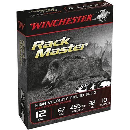 Balle De Fusil Winchester Rackmaster - 28G - Calibre 16/67