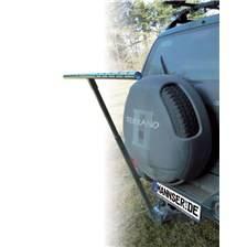 Barre de decoupe januel avec fixation voiture