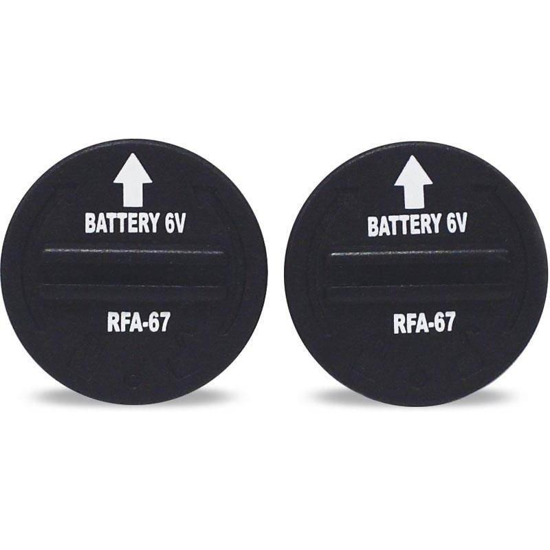 Batterie De Rechange Pour Collier Electronique Petsafe 6V Longue Duree - Par 2
