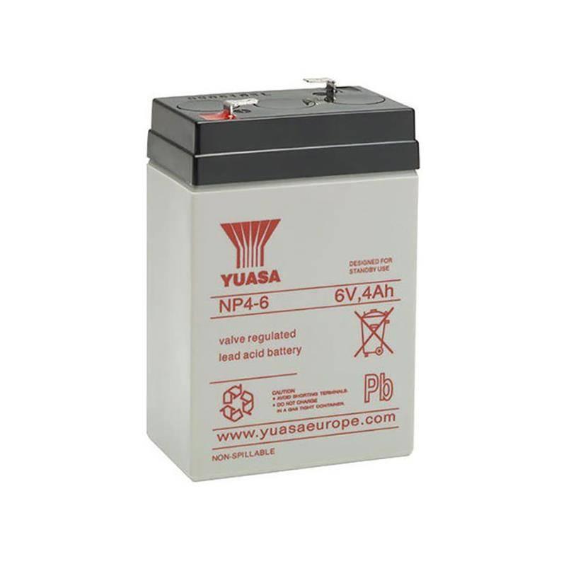 Batterie Etanche Yuasa 6V