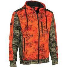 Blouson homme ligne verney-carron wolf - snake blaze orange forest