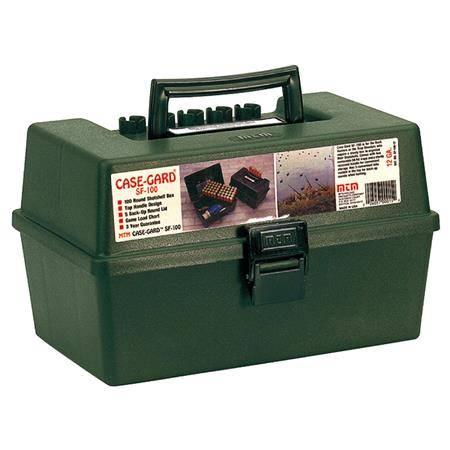 Boîte À Cartouches Europ Arm Case Gard