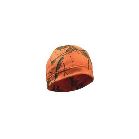 Bonnet Homme Beretta Fleece Beanie - Camo Orange