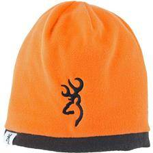 Bonnet homme browning - orange