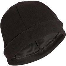 Bonnet homme damart thermolactyl - noir