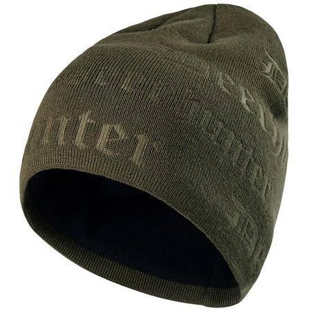 Bonnet Homme Deerhunter Embossed Logo Hat - Kaki