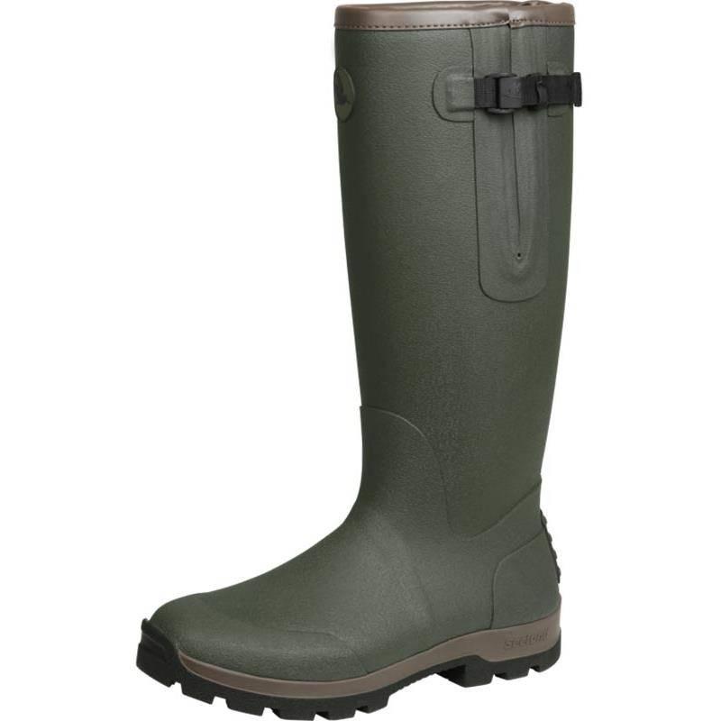 Bottes Homme Seeland Noble Gusset Boot - Olive