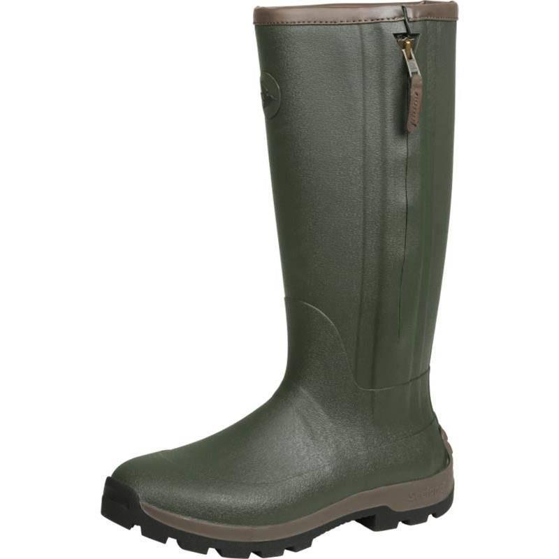 Bottes Homme Seeland Noble Zip Boot - Olive
