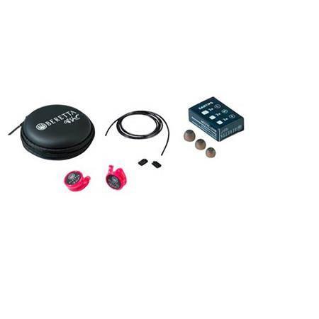 Bouchons D'oreilles Beretta Mini Headset Comfort Plus