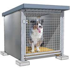 Box d'attente difac toiture isolee module de base
