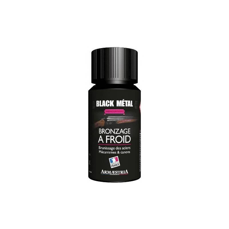 Bronzage A Froid Armenet Black Metal - 50Ml