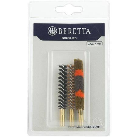 Brosse Beretta Set Of 3 Rifle Brushes