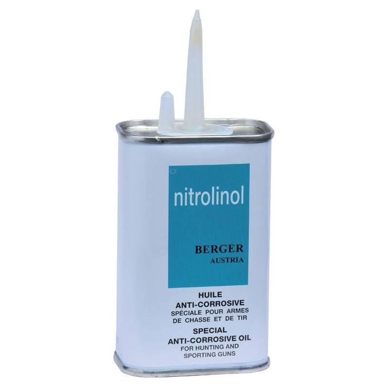 Burette Huile Januel Nitrolinol 120 Ml