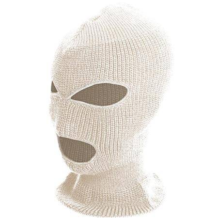 Cagoule Homme Seeland 3 Ouvertures - Blanc