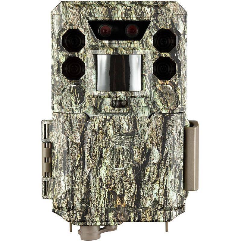 Camera De Chasse Bushnell Trophy Cam Core Ds 30Mp Leds Noires