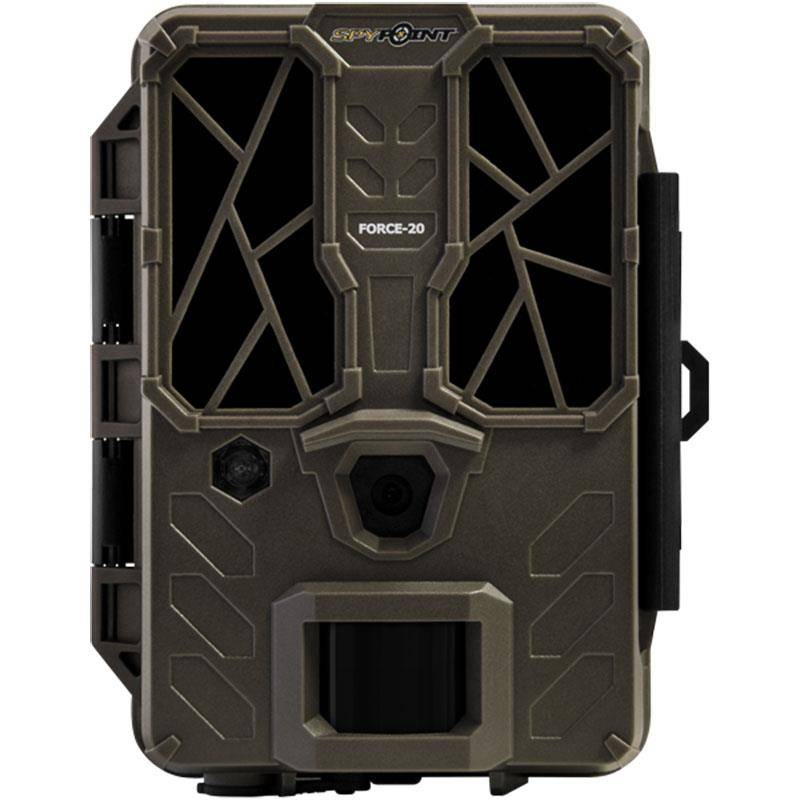 Camera De Chasse Spypoint Force-20 Ultra-Compacte Leds Bleues 20 Megapixels